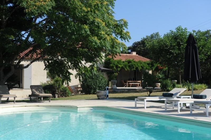 Villa de plain pied avec piscine à vendre