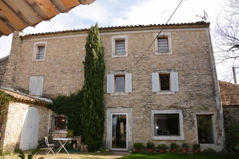 Authentique maison de hameau à vendre en Luberon