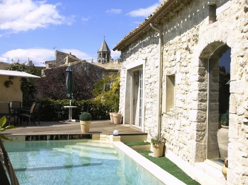 Maison atypique avec piscine à vendre en Provence