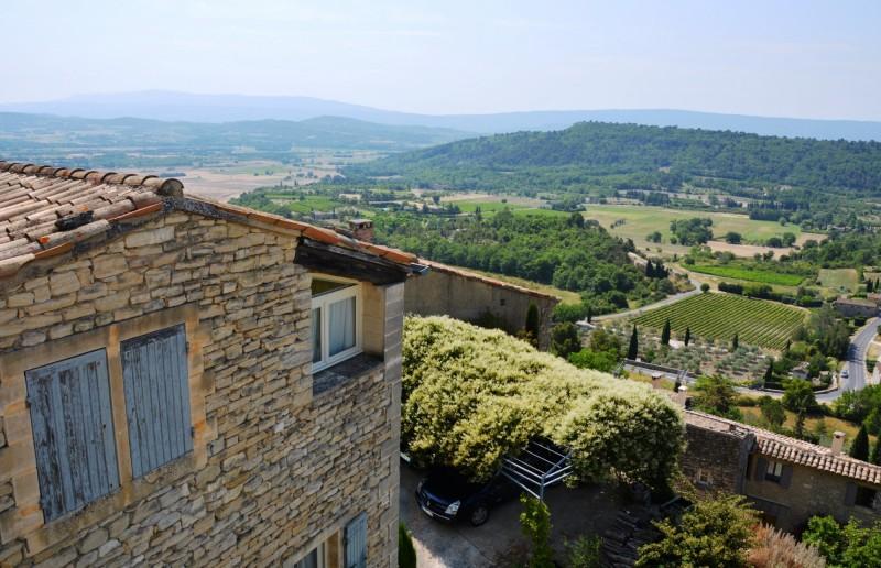Maison de village avec vue à vendre en Luberon