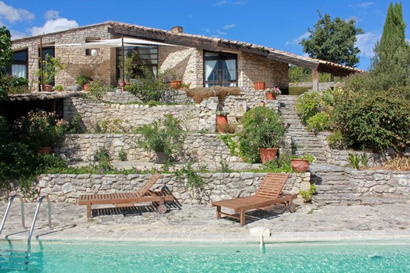 Maison contemporaine à vendre en Luberon par ROSIER