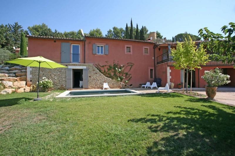Maison avec piscine à vendre en Luberon