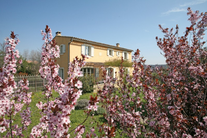 Maison au cœur du Luberon en Provence