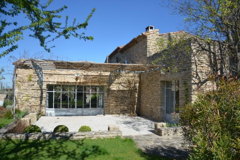 Bergerie restaurée avec piscine au cœur du Luberon