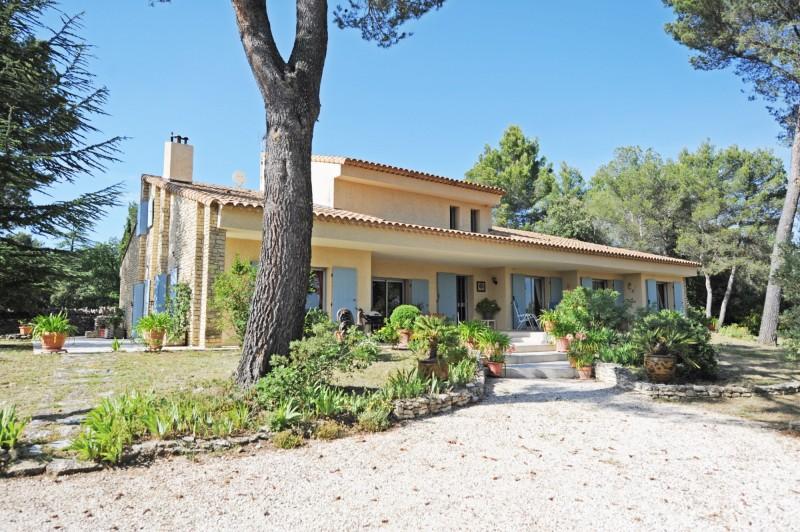 Maison à vendre dans la pinède en Luberon