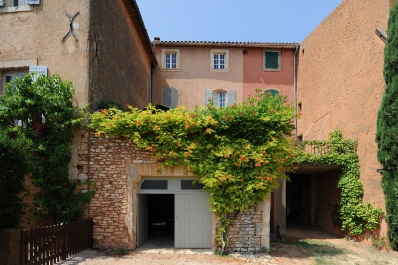 Maison de village avec vue en Luberon