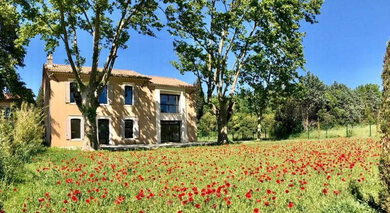 Propriété moderne en Avignon