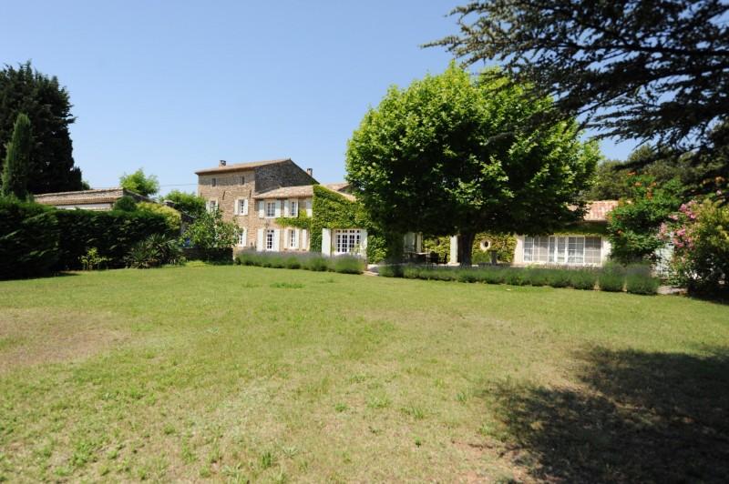 Maison de famille rénovée en Luberon