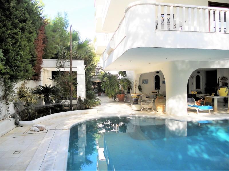 Maison avec piscine à vendre à Glyfada en Grèce