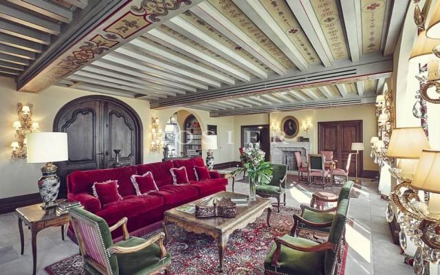 Epoque 18eme pour salons de prestige et hotel de luxe
