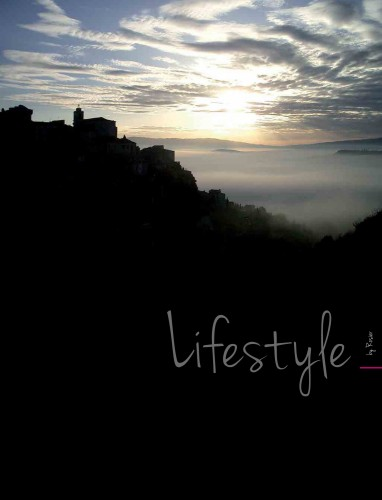 Lifestyle by Rosier est un magazine bilingue en Provence
