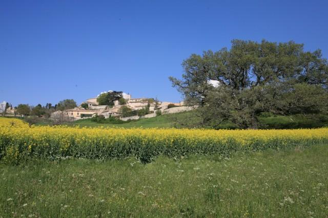 Murs en Luberon