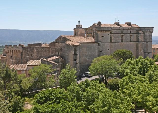Le chateau de Gordes