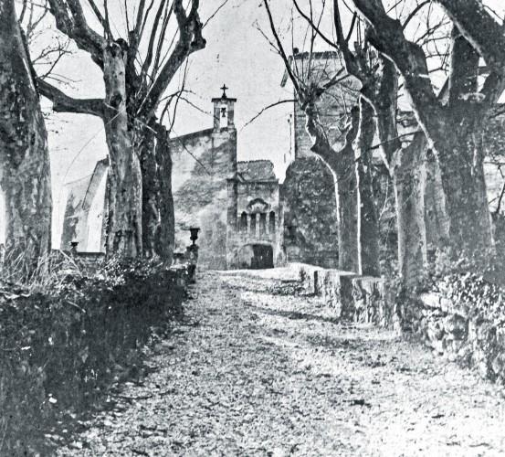Le Château la Canorgue à Bonnieux