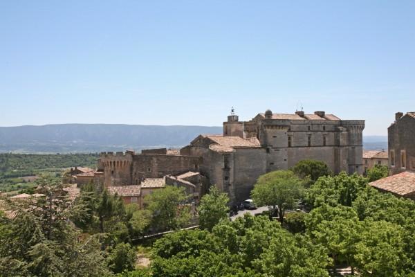 Gordes et son château médiéval
